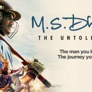 Dhoni: The Untold Story (2016)