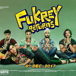 Fukrey Returns (2017) HDCAM