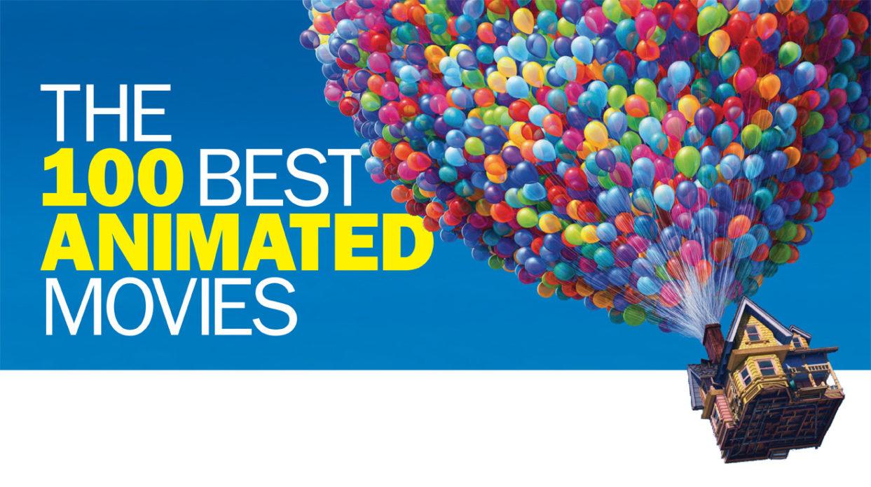 IMDB TOP 100 Animations