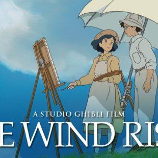 The Wind Rises (2013)