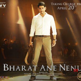 Bharat Ane Nenu (2018)