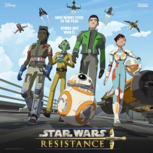 Star Wars Resistance (2018– )