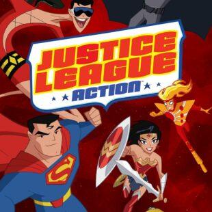 Justice League Action (2016–2018)