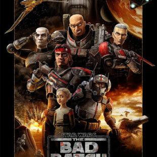 Star Wars: The Bad Batch (2021– )