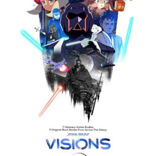 Star Wars: Visions (2021-)